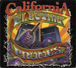 Electric Prunes California album cover