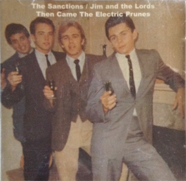 The Sanctions/Jim and the Lords album cover